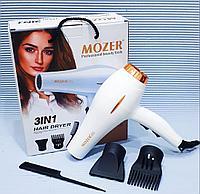 Фен для укладки волос MOZER MZ-5918, 5000Вт., фото 1