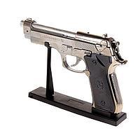 """Зажигалка пистолет """"PIETRO BERETTA M9"""", фото 1"""
