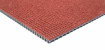Рулонное (готовое) резиновое (синтетическое) покрытие для крытых и закрытых спортивных сооружений