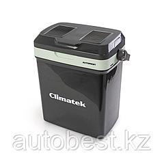 Холодильник 20l автомобильный термоэлектрический Climatek. (охлаждение, нагрев)