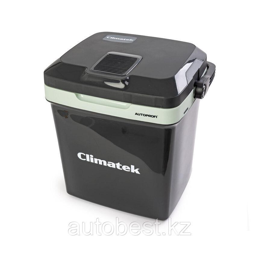 Холодильник 24 л 12 вольт 220 вольт автомобильный термоэлектрический Climatek . (охлаждение, нагрев)
