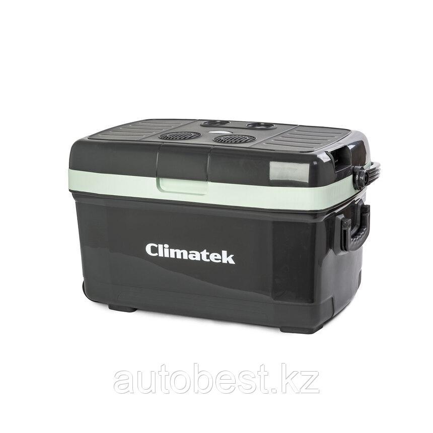 Холодильник 45 л 12 вольт 220 вольт автомобильный термоэлектрический Climatek . (охлаждение, нагрев)