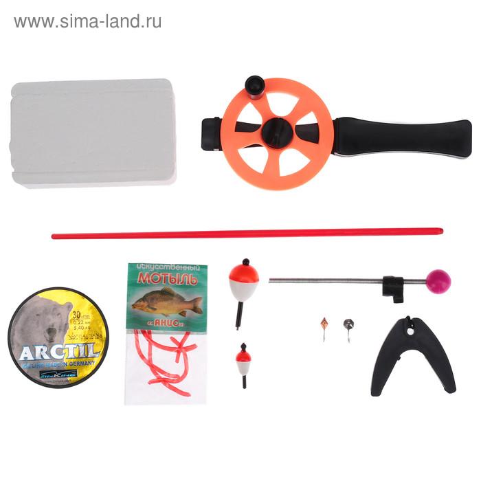 Набор рыболова для зимней рыбалки №2 - фото 1