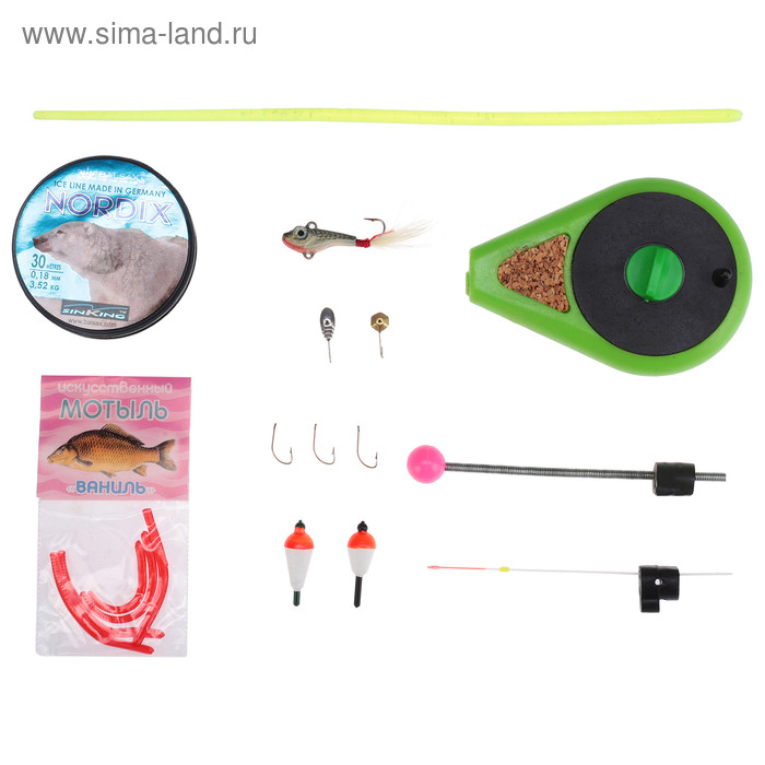 Набор для зимней рыбалки Ice Master на блистере №2 макси - фото 4