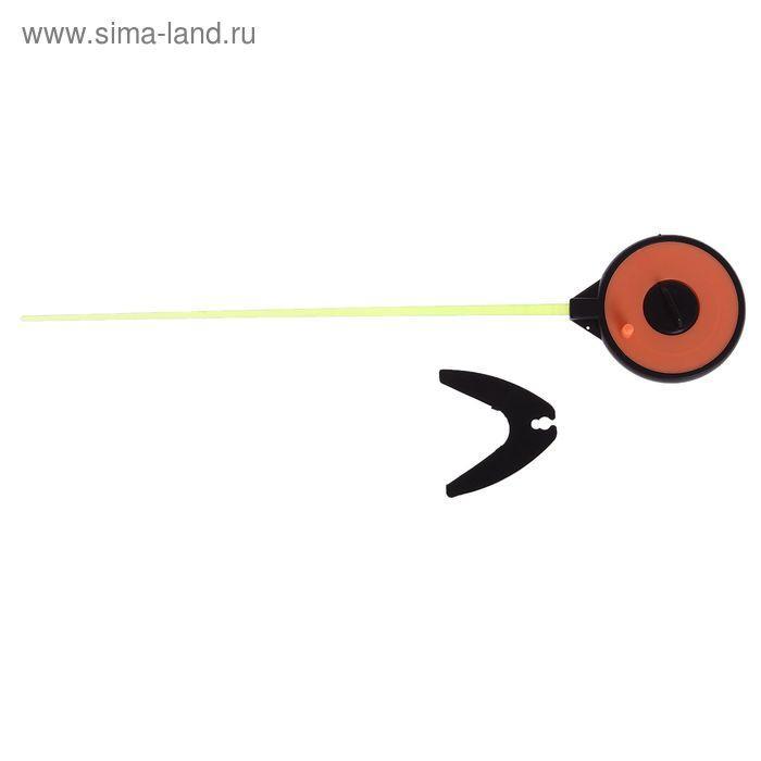Удочка зимняя «Спортивная» УС-4, хлыст поликарбонат, цвет микс - фото 1