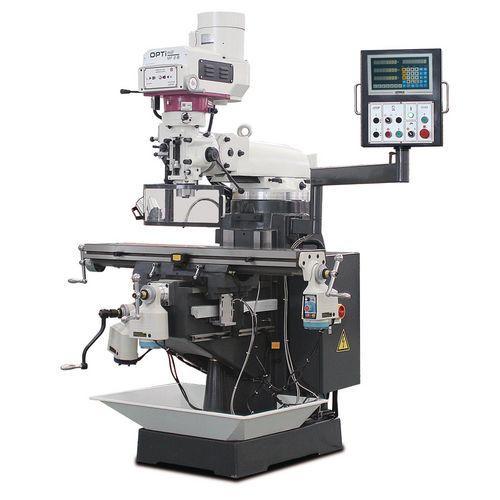 Фрезерный станок Optimum OPTImill MF2-B настольный универсальный