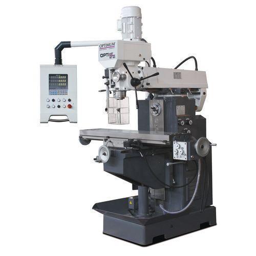 Универсально-фрезерный станок Optimum OPTImill MT60 - фото 1