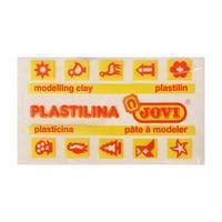 Пластилин 50 г JOVI, белый (для малышей) (комплект из 30 шт.)
