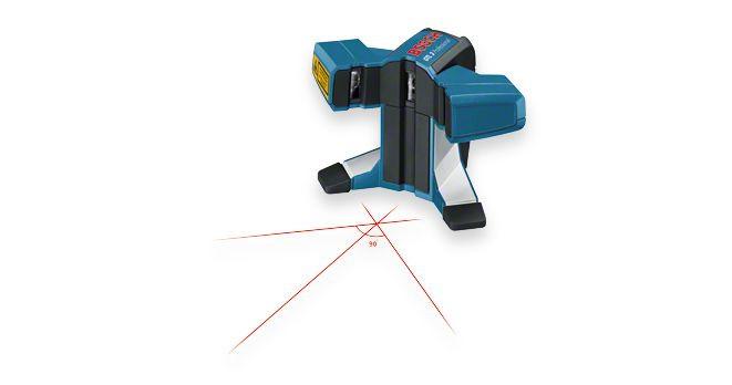 Лазер для выравнивания керамической плитки GTL 3 Professional