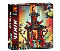 Конструктор Lari 11489 Императорский храм Безумия