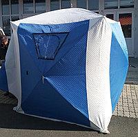 Палатка зимняя куб утепленная LANYU 220*220см