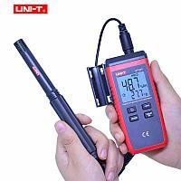 UNI-T UT333S - Измеритель влажности и температуры в различных производственных условиях. Внесен в реестр СИ РК