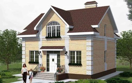 """Строительство домов, коттеджей, гаражей, комплексов, зданий """"Под Ключ"""". - фото 1"""