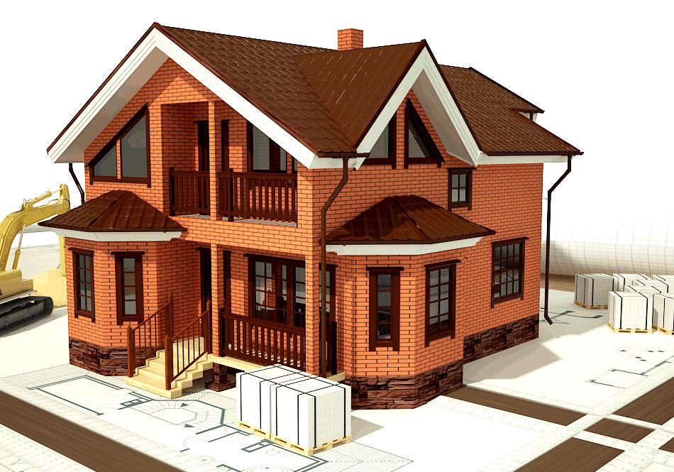 """Строительство домов, коттеджей, гаражей, комплексов, зданий """"Под Ключ"""". - фото 7"""