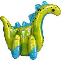 Шар фольгированный 22' 'Динозавр', ходячий
