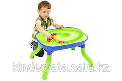 Мульти игровой столик Starplast (песок,вода)