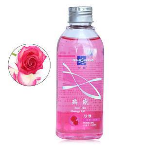Массажное масло с афродизиаком – Роза (150 мл.)