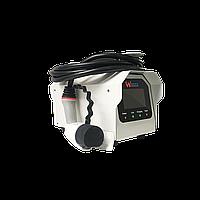Портативное быстрое зарядное устройство для электромобилей мощностью 43 кВт с ручкой для аварийной зарядки