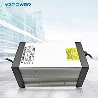 Литий-ионные зарядные устройства для байков, скутеров, самокатов, 29,4 В 25A, 24A, 23A, 22A, 21A, 20A, 19A