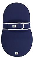 DOLCE BAMBINO: Матрас (кокон) 70*41*18 см Синий
