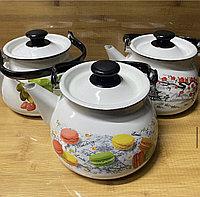 Чайник эмалированный 3л, фото 1