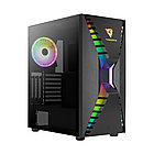 Компьютерный корпус, ThunderX3, Cronus-G-BK-v1 , E-ATX/ATX/Micro ATX, USB 2*3.0, HD-Audio+Mic, Кулер