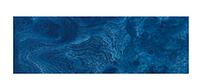"""Экран под ванну 1,7 м ALAVANN """"Престиж"""" НП // 3Н-синий малахит"""