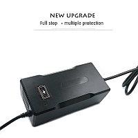 73V 2A Smart Electric LifePO4 Зарядное устройство для электросамоката со светодиодной подсветкой