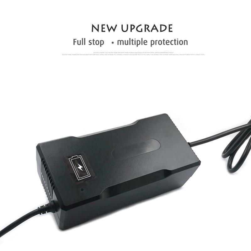 73V 2A Smart Electric LifePO4 Зарядное устройство для электросамоката со светодиодной подсветкой - фото 1