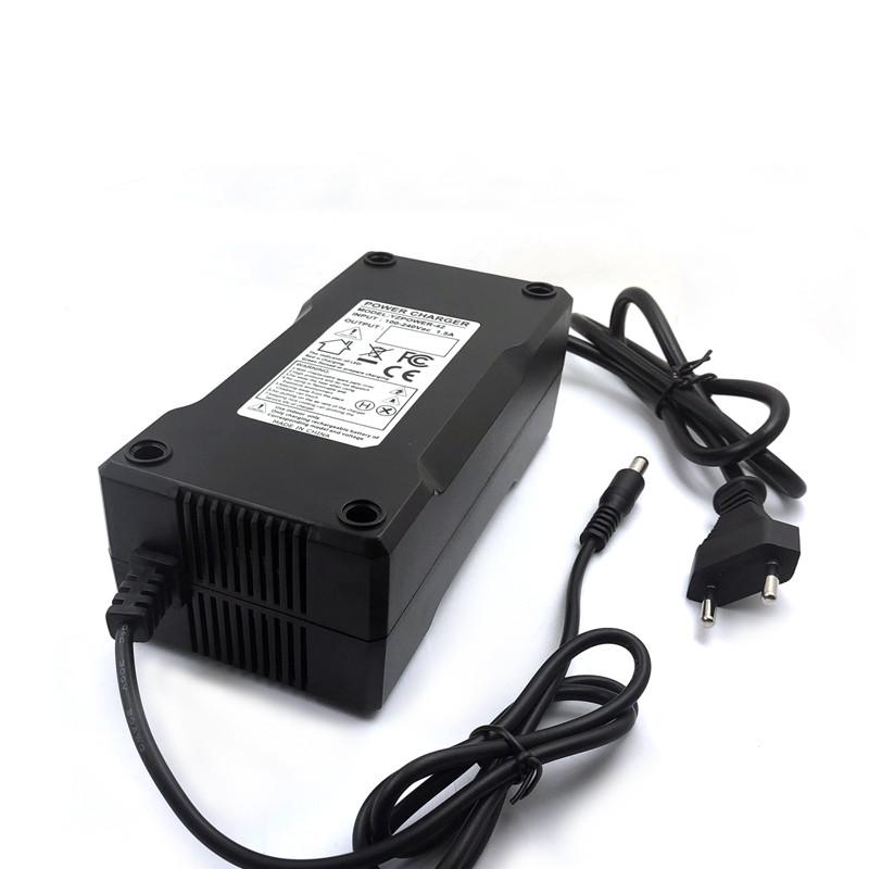 73V 2A Smart Electric LifePO4 Зарядное устройство для электросамоката со светодиодной подсветкой - фото 5