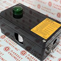 Raychem JBM-100-L-EP Соединительная коробка со светодиодом, для подключения питания к трем греющим кабелям
