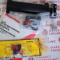 Raychem S-150 Компактная муфта для сращивания саморегулирующихся греющих кабелей