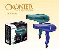 Профессиональный фен для волос Cronier CR-6699, 7000Вт.