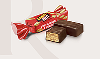 Конфеты Candy Nut мягкая карамель с арахисом