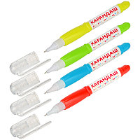 Корректирующий карандаш ArtSpace, металлический наконечник