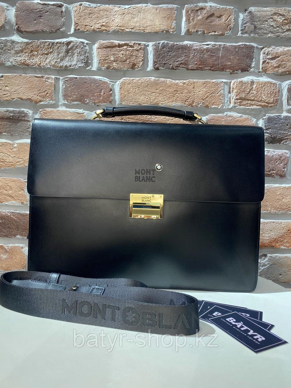 Портфель Mont Blanc (0325)