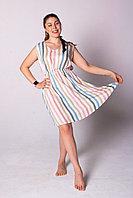 Платье домашнее женское XL / 48-50