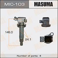 Катушка зажигания Toyota Masuma MIC-103 COROLLA IX (E120), RAV 4, AVENSIS , YARIS II (P90)