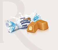 Ирис Milky Splash с молочной начинкой