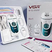 """Эпилятор женский 4 в 1, """"VGR V-700""""., фото 1"""