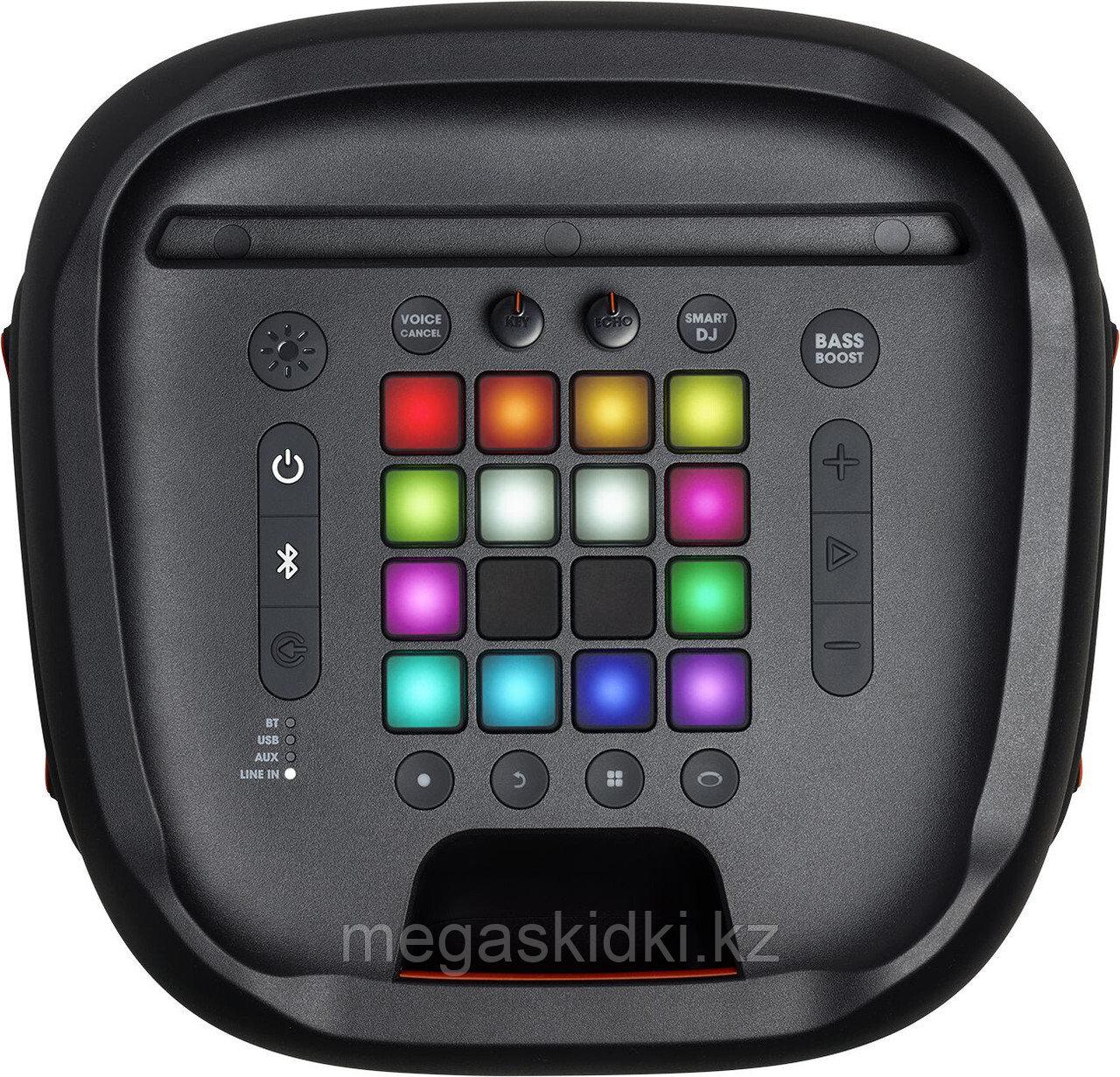 Акустическая Bluetooth система JBL PARTYBOX 1000 - фото 7
