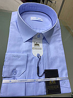 Рубашка классическая Cardozo голубая