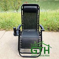 Туристические шезлонги. Складные кресла для отдыха. Нагрузка 120 кг.