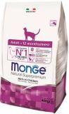 Monge ADULT 400г с Курицей Сухой корм для взрослых кошек