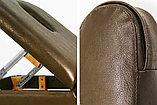 Массажный стол стационарный Comfort SLR-10 (коричневый), фото 8