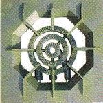 Плита газовая 2-конфорочная, по 3 крана (ZH-4), фото 3