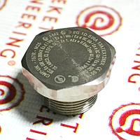 Взрывобезопасная заглушка с шестигранной головкой с уплотнительным кольцом CMP серии 757 M25