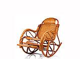 Кресло качалка из ротанги (плетен.) (RTN-049), фото 3