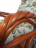 Кресло качалка из ротанги (плетен.) (RTN-049), фото 4