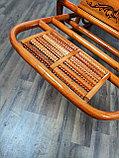 Кресло качалка из ротанги (плетен.) (RTN-049), фото 5
